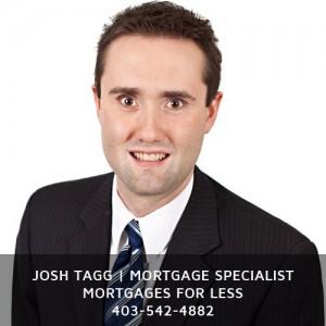 Calgary Mortgage Broker Josh Tagg