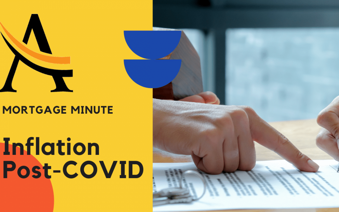 Mortgage Minute 9: Inflation-Post COVID